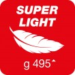 Icon Super Light 495 red
