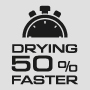 Drying-50-faster_icona